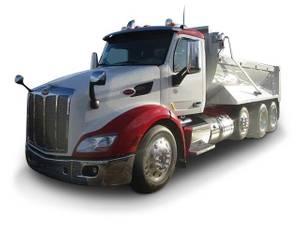 2019 Peterbilt 579 - Dump Truck