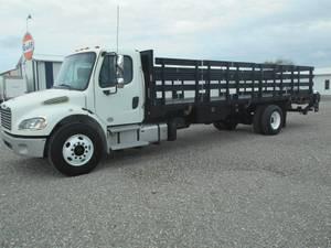 2014 Freightliner M2 - Stake Bed