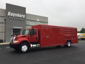 2012 International 4300 - Beverage Truck