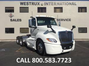2022 International LT625 6x4 - Day Cab