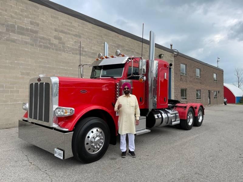 2018 Peterbilt 389 - Sleeper Truck