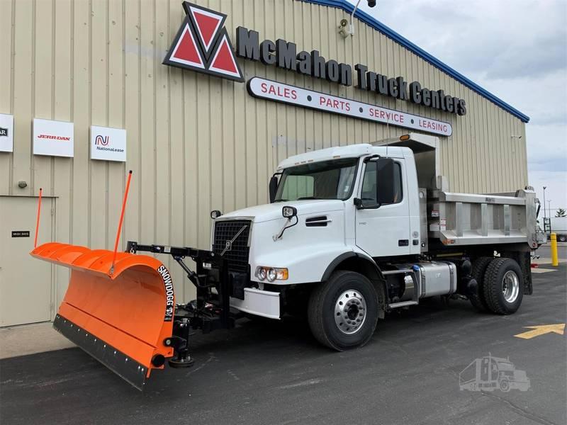 2021 Volvo VHD42B Plow Truck