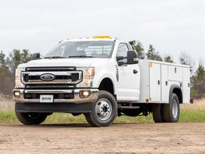 2021 Ford F350 - Service Truck