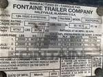 2017 Fontaine Infinity SX Fla - Flatbed