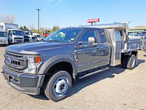 2020 Ford F450 Supercab 4x4 - Dump Truck