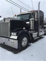 2006 Kenworth W900 - Sleeper Truck