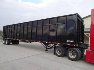 2022 Demco Gondola - Open Top Trailers