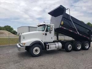 2016 International 5900I - Dump Truck