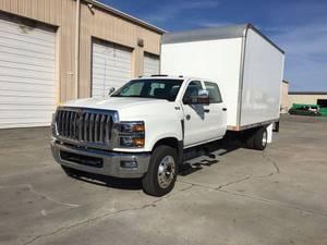2019 International CV515 - Box Truck