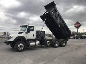 2019 International HV613 - Dump Truck