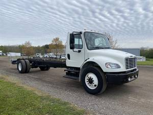 2018 Freightliner M2 - Cab & Chassis