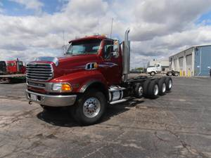 2007 Sterling LT9522 - Cab & Chassis