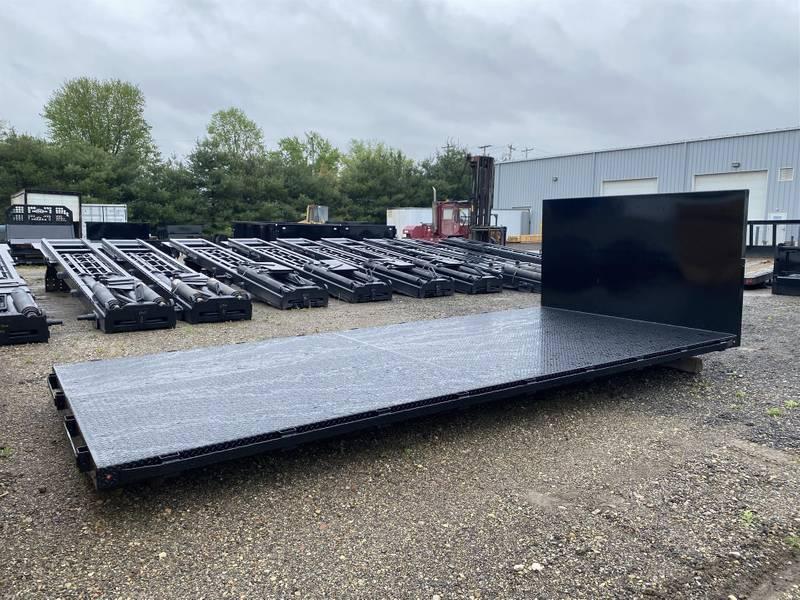 2021 Laramie Truck Bodies 18'6'' Flatbed - Flatbed