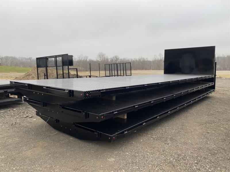 2021 Laramie Truck Bodies 22'6'' Flatbed - Flatbed