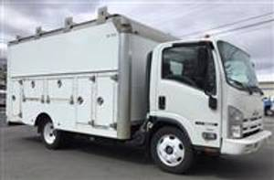 2015 Isuzu NQR - Box Truck