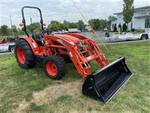 Kioti DK5510 - Tractor