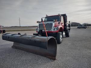 2012 INTERNATIONAL 7500 - Dump Truck