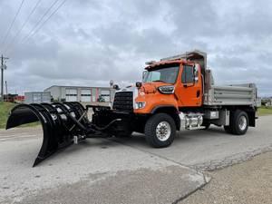 2021 Freightliner 114SD - Plow Truck