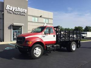 2003 Ford F650 - Day Cab