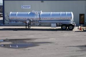 2014 Polar Crude Tanker - Oil Tank Trailer