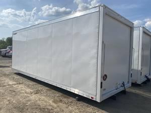 2022 Great Dane 24' VAN BODY - Dry Van