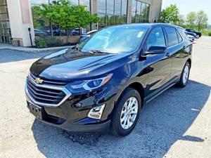 2018 Chevrolet Equinox - Sports Utility