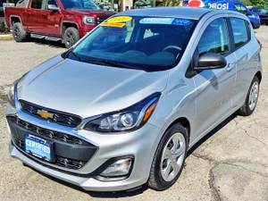 2020 Chevrolet Spark - Car