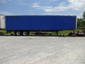 2009 Utility - Container Trailer
