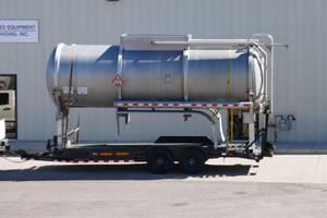 2013 Kersten MC407 Crude Oil Body Tank - Oil Tank Trailer