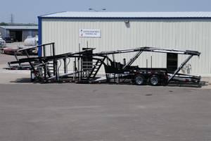 2019 Wally Mo H-8CC - High Mount Car Carrier
