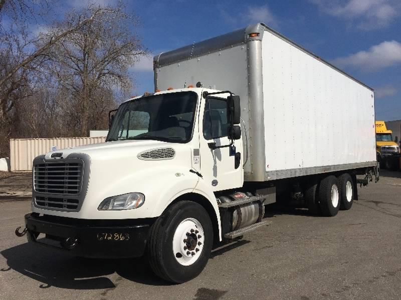 2014 Freightliner M2 112 Box Truck