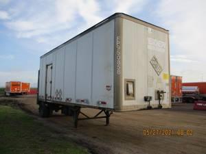 2004 Wabash Lift Gate - Dry Van