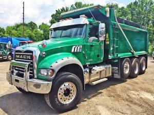 2019 Mack GR64F - Dump Truck
