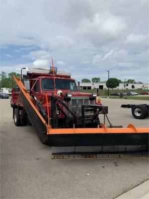 2001 International 2554S - Plow Truck