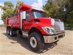 2022 International HV607 SBA - Dump Truck
