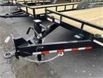 2021 Sure-Trac ST8220ET-B-160 - Utility   Light Duty Trailer