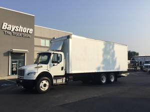 2014 Freightliner M2 - Cab & Chassis