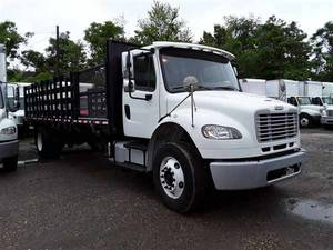 2014 Freightliner M2 - Day Cab