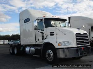 2016 Mack CXU613 - Sleeper Truck