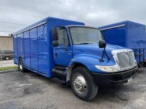 2007 International 4400 - Beverage Truck