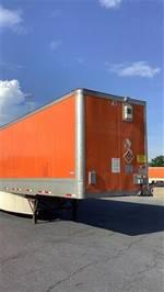 2012 Wabash Van