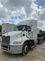 2013 Mack - Sleeper Truck