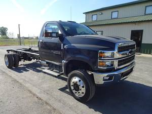 2021 Chevrolet 6500 4X4 - Cab & Chassis