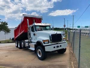 2021 International HX515 - Dump Truck