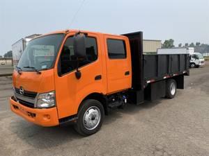 2019 Hino 195DC - Dump Truck