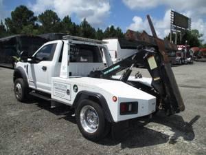 2018 Ford F450 - Wrecker