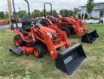 Kioti CS2220 - Tractor