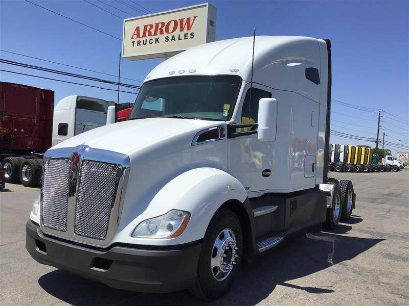 2017 Kenworth T680 Sleeper Truck