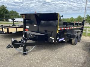 2021 Sure-Trac ST8214HLOD-B-140 - Dump