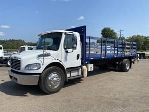 2015 Freightliner M2 - Stake Bed